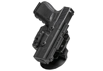 Glock 43 shapeshift paddle holster
