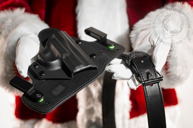 gifting a gun holster