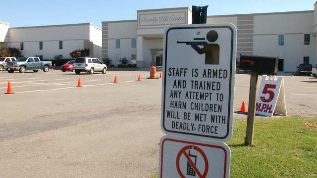 should teachers carry concealed carry guns