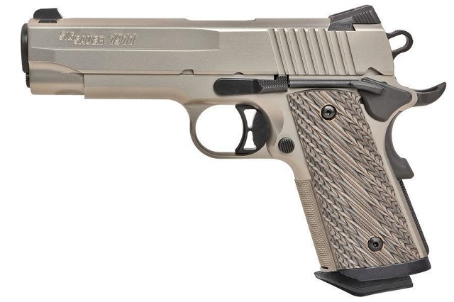 Sig 1911 in .45 caliber