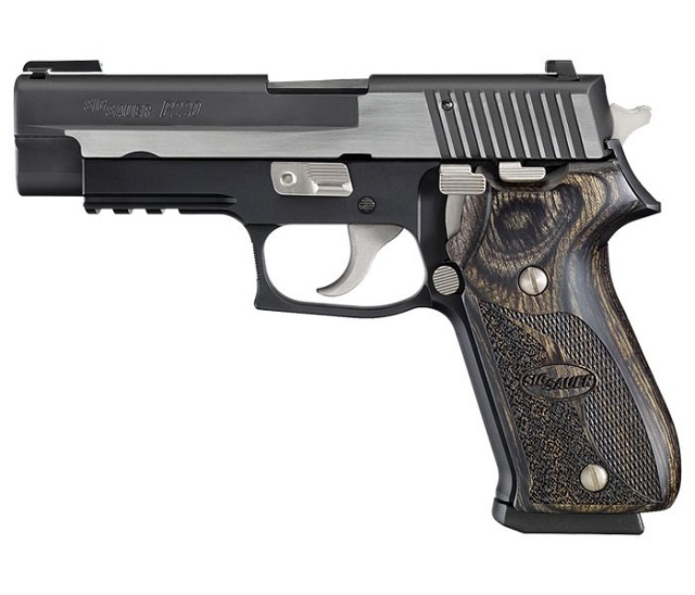 Sig P220 in .45 caliber