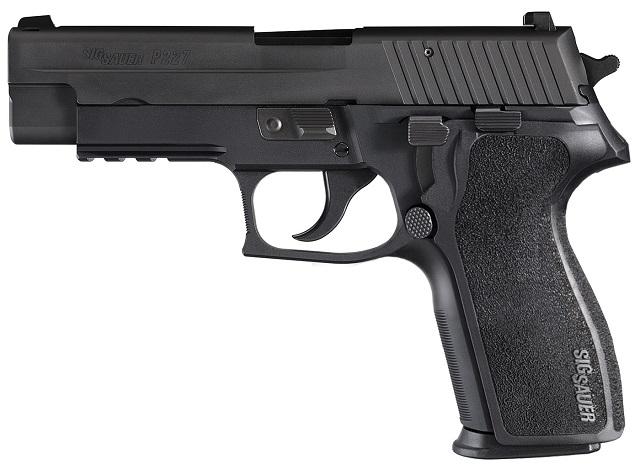 Sig P227 in .45 caliber