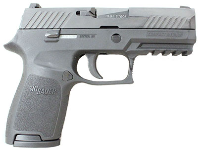 The specs of the Sig P320 for concealed carry