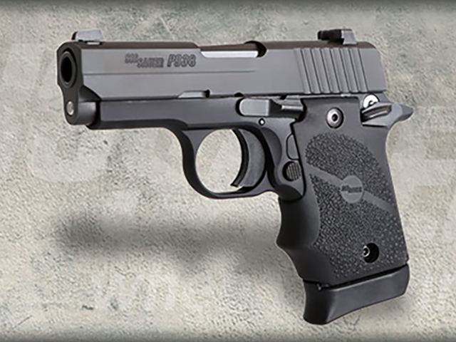Sig Sauer P938 for concealed carry