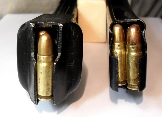 single stack or double stack magazines