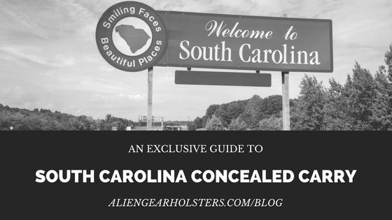 south carolina ccw