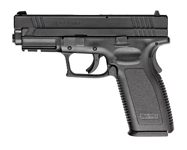 Springfield XD in .45 caliber