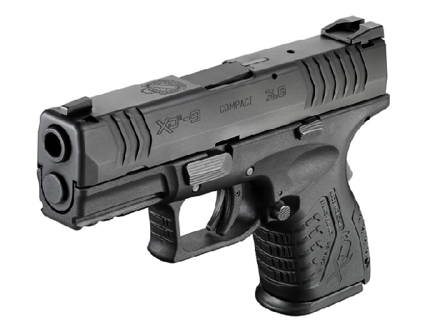 Springfield XDm(M) 3.8 inch compact