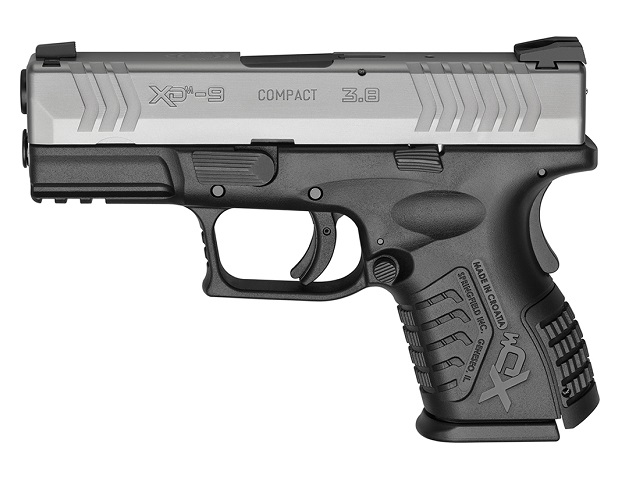 Springfield XD(M) 3.8 inch