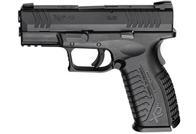 concealed carry specs of the springfield xdm