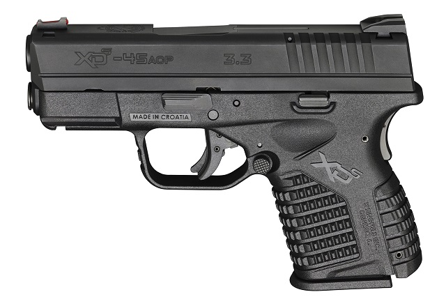 Springfield XDs in .45 caliber