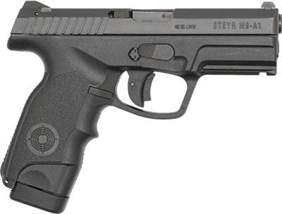 Steyr's M9-A1 pistol