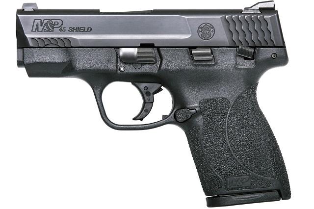 S&W M&P Shield .45 caliber