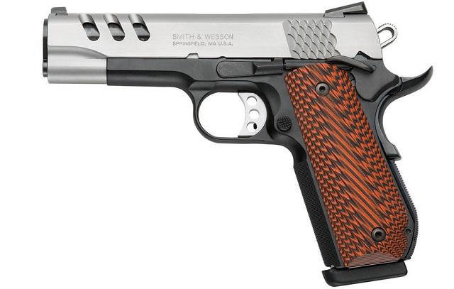 SW1911 .45 caliber