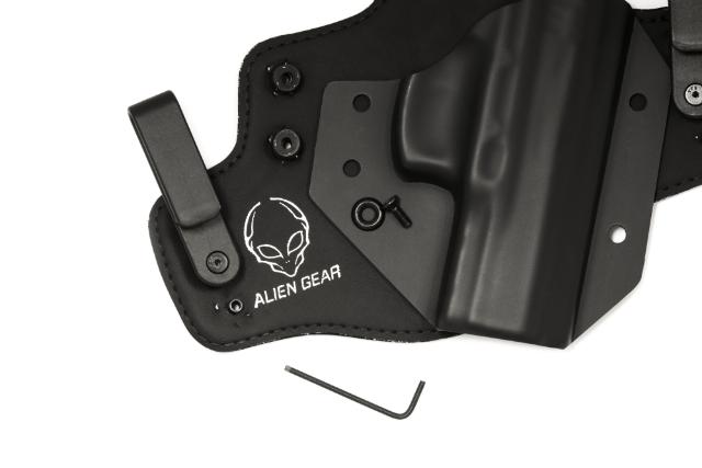 Adjusting your Concealed Carry Alien Gear Holster
