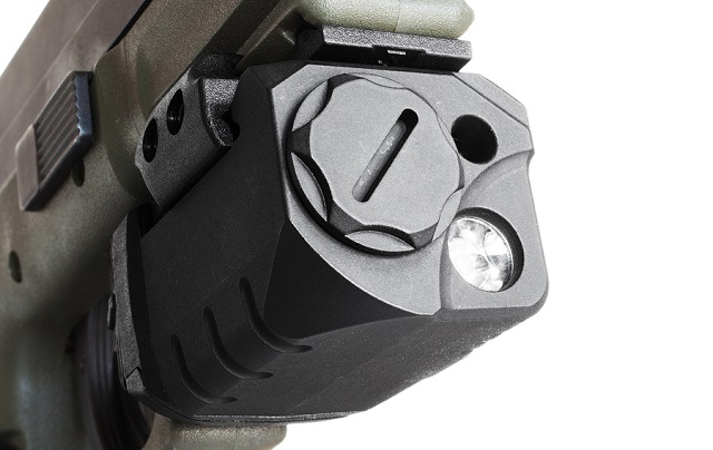 tactical lights for handguns