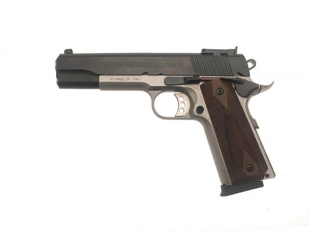 EAA Tanfoglio Witness 1911 in 45 caliber
