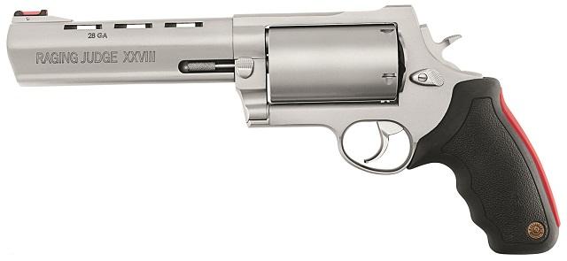 The Taurus Raging Judge in .410/.45 caliber