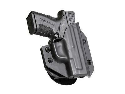 The Cloak Mod OWB Paddle Holster