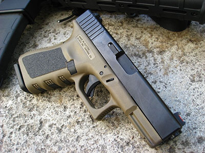 The Glock 19 for your concealed carry
