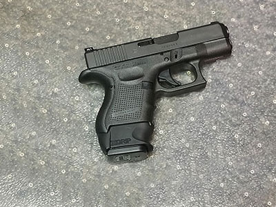 The Glock 26 for your concealed carry