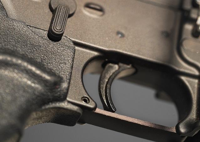 ccw pistol trigger