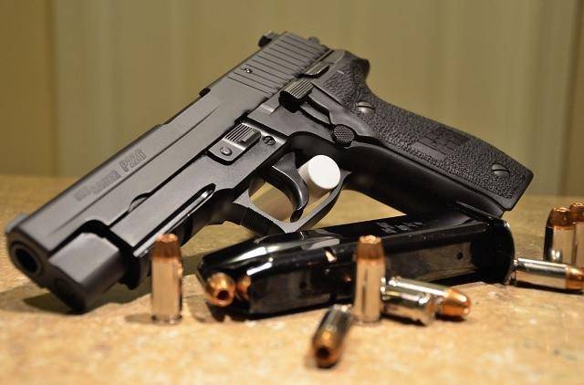 custom handgun magazines