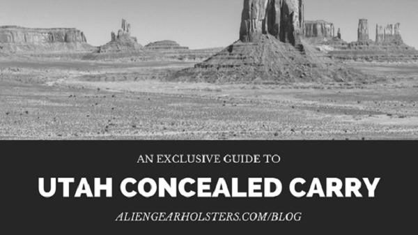 Everything Utah Concealed Carry