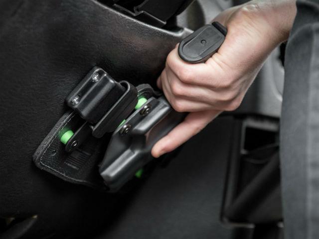 best iwb car holster mount