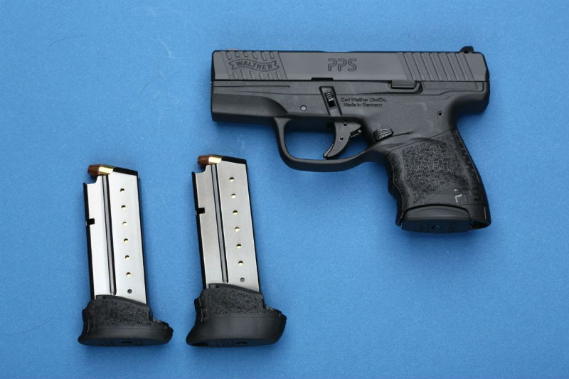 walther pistol