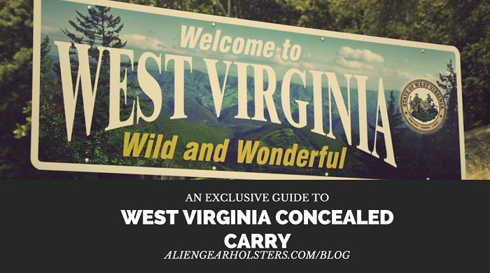 west virginia concealed carry