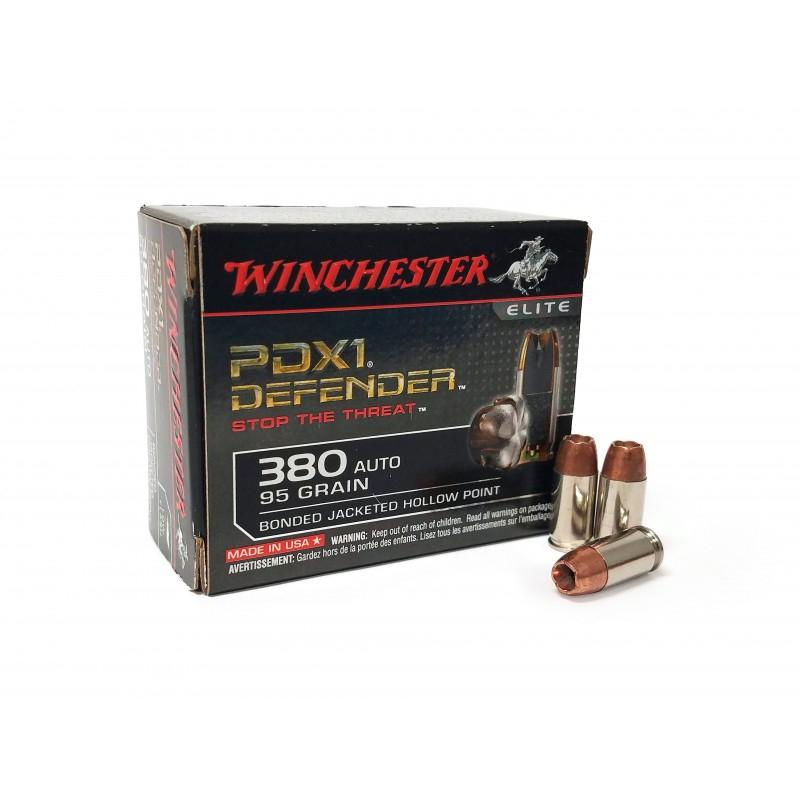 pdx 380 ammunition
